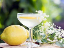Концентрат лимон з ароматом бузини для виробництва