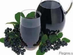 Концентрированный сок чноплодной рябины