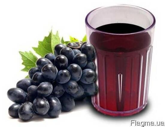 Концентрированный виноградный сок (красных сортов)