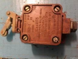 Концевой выключатель ВПВ-1
