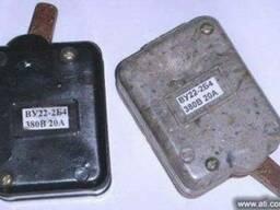 Концевые выключатели КУ 701, КУ 702, КУ 703, КУ 704, .КУ 706,