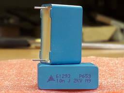 Конденсатор пленочный EPCOS 10nF (0. 01uF) 5% 2000V -22грн/шт