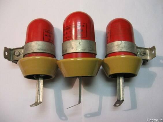 Конденсатор ТГК-1КУ3 1000пф 8кВ 25квар М1500 (для ТВЧ)