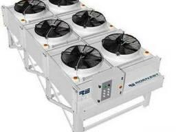 Конденсатор воздушнього охлаждения