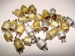 Резистор СП4, СП5, конденсатор МБМ, микросхема 134, 564