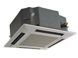 Кондиционер кассетная сплит-система инверторная Gree U-Match GUD125T/GUD125W/NHA-X