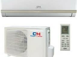 Кондиционеры инверторные -тепловые насосы до -30° Cooper