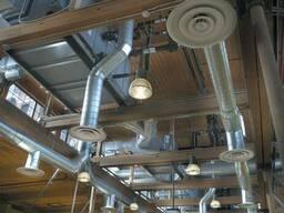 Системы вентиляции изготовление, монтаж, проектирование.
