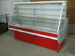 Кондитерские холодильные витрины эконом, украинского произв.
