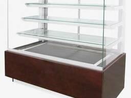 Кондитерские витрины PN-w 09/13/17 Cold (холодильные) Новые.