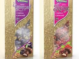Шоколадные конфеты- Закарпатские сладости, 500г