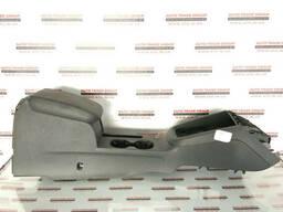 Консоль центральная (подлокотник и подстаканники) VW Jetta MK6 USA 5C7-863-241-P-82V