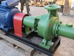 Консолный насос СМ80-50-200/2 центробежный на станине