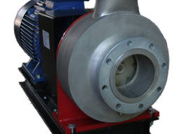 Насосный агрегат ХМк 150/50-15/2 для агресивного середовища з електродвигуном 15кВт