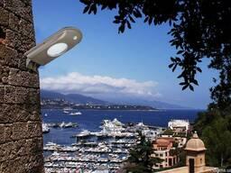 Консольные светильники на солнечных батареях 5W - без 220V