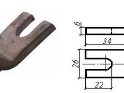 Контакт контактора КПД-114, контакты контактора КПП-114, КТПМ-114, контакт ТКПД-114