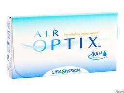 Контактные линзы Air Optix Aqua, с доставкой на дом. Донецк/