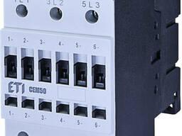 Контактор CEM 50. 11 400V AC (50A; 22kW; AC3)