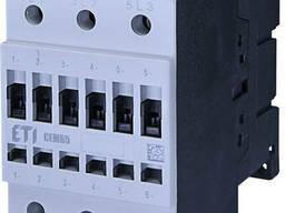 Контактор CEM 65. 00 24V DC (65A; 30kW; AC3)