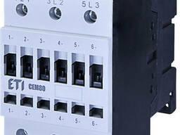 Контактор CEM 80. 00 220V DC (80A; 37kW; AC3)