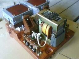 Контактор к1521, конденсатор ээвк
