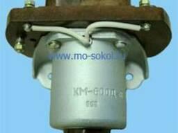 Контактор КМ-600ДВ (можно б/у в раб. состоянии)
