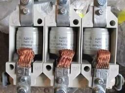 Контактор КМ17Р35 низковольтный рудничный вакуумный