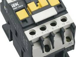 Контактор КМИ ИEK магнитный пускатель ассортимент все токи