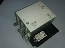 Контактор (пускатель) 115 А (55 кВт) катушка 220В