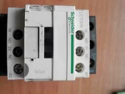 Контактор Schneider Electric LC1D09 катушка 24 В 50/60 гц