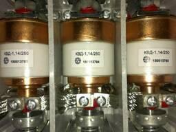Контактор вакуумный КВТн-250/1.14-4.5-0У3 (380в)