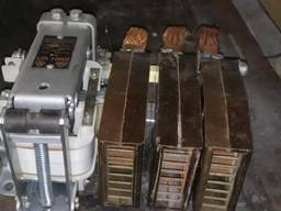 Контакторы серии VMN (ВМН)-161 и запчасти к ним.