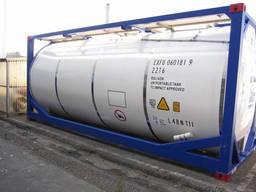 Контейнер-цистерна Т20 21куб. м. для водорода фтористого
