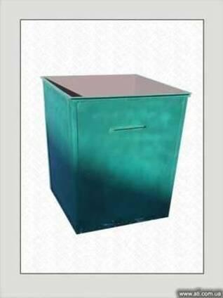 Контейнер для мусора, мусорный бак