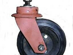 Колесо с поворотным устройством