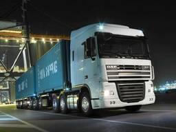 Контейнерные перевозки, перевалка грузов, затаможка
