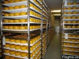 Контейнеры для созревания сыра, контейнеры для сыра КС 45