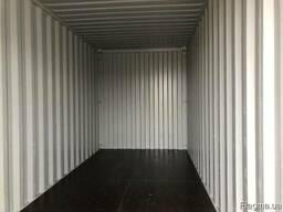 Контейнеры морские для негабаритных грузов Флет, Flat-rack - фото 6