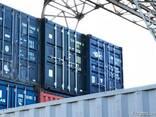 Контейнеры морские для негабаритных грузов Флет, Flat-rack - фото 7