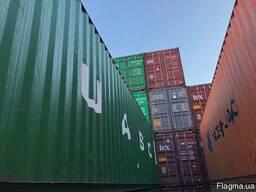 Контейнеры морские для негабаритных грузов Флет, Flat-rack - фото 8