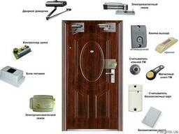 Контроль доступа по карточкам, магнитным ключам в Одессе