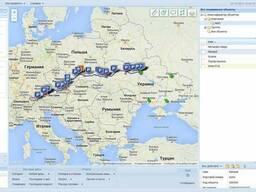 Контроль витрат пального GPS моніторнг