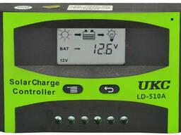 Контроллер для солнечной панели UKC LD-510A 10A 2836
