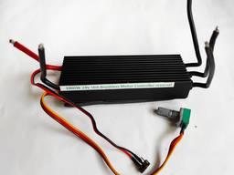 Контроллер, Драйвер BLDC мотора до 1000W для Бесщеточных моторов постоянного тока