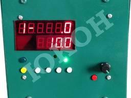 Контроллер линейного перемещения пильного узла (электронная линейка для пилорамы)