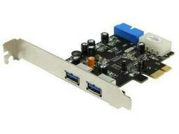 Контроллер PCIe to USB 3.0 ST-Lab (U-780)