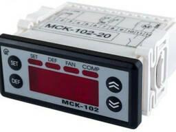 Контроллер управления температурными приборами МСК-102