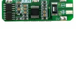 Контроллер заряда для литиевой батареи 18650, рабочий ток 5A