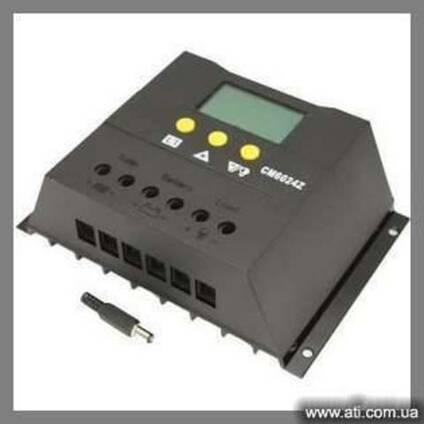 Контроллер заряда разряда аккумуляторов от солнечных батарей