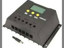 Контроллер заряда разряда аккумуляторов от солнечных батарей - фото 1